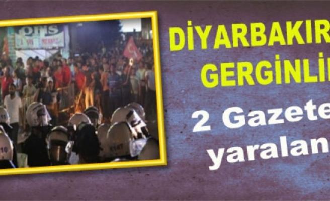 Diyarbakır'daki Gerginlik