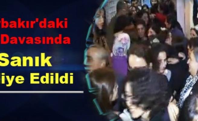 Diyarbakır'daki KCK Davasında 48 Sanık Tahliye Edildi