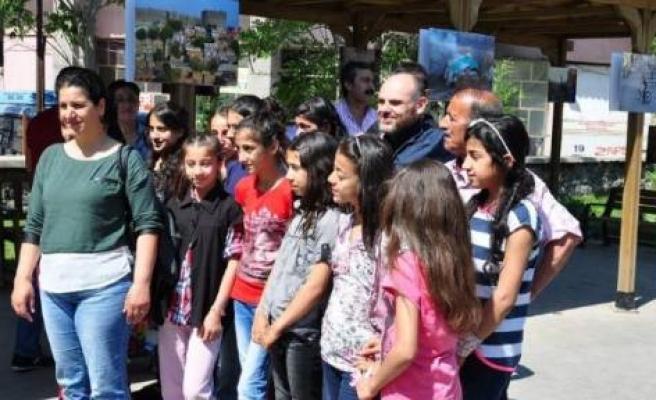 Diyarbakırlı Çocuklardan Fotoğraf Sergisi