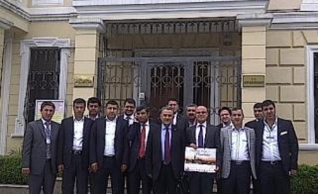 Diyarbakırlı İş Adamları Batum'da