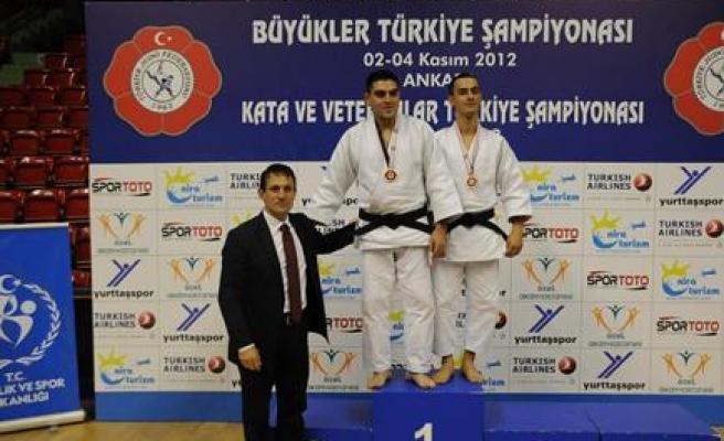 Diyarbakırlı Judocular Avrupa'da
