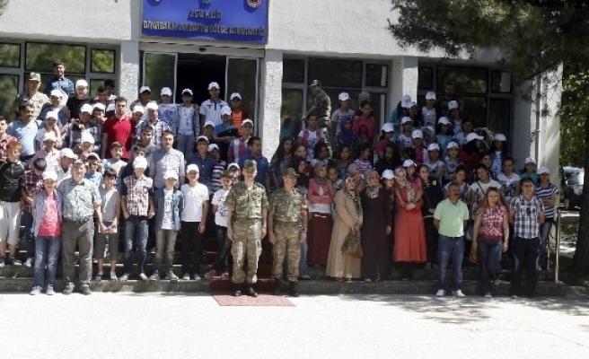 Diyarbakırlı Öğrencilerden Çanakkale Çıkarması