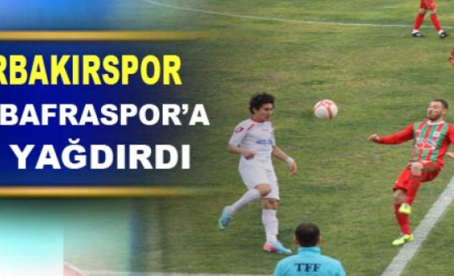 Diyarbakırspor Bafraspor'u beşledi
