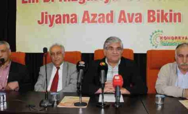 Dtk'dan Kürt Dil Bayramı Açıklaması