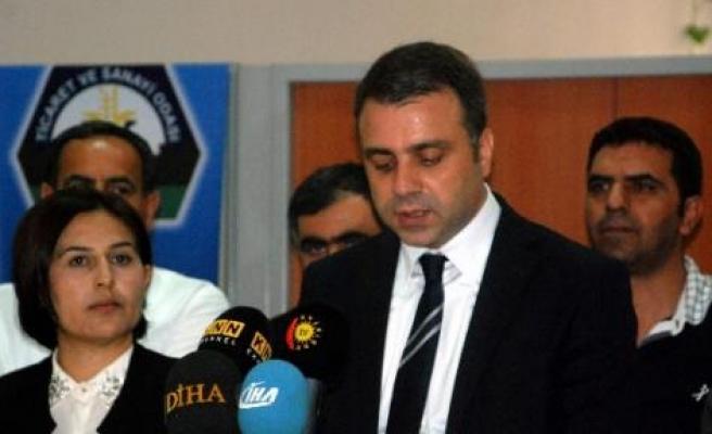 Dtso Başkanlığına Ahmet Sayar Seçildi