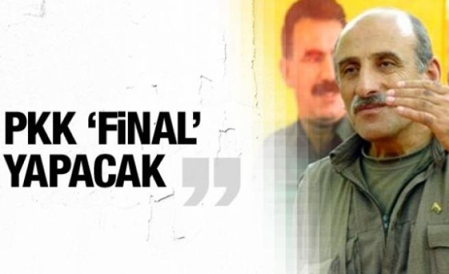 Duran Kalkan'dan 'PKK final yapacak' iddiası