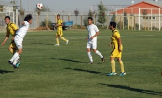 Ergani'de Gol Yağmuru