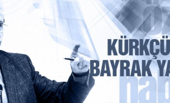 Ertuğrul Kürkçü'den bayrak açıklaması!