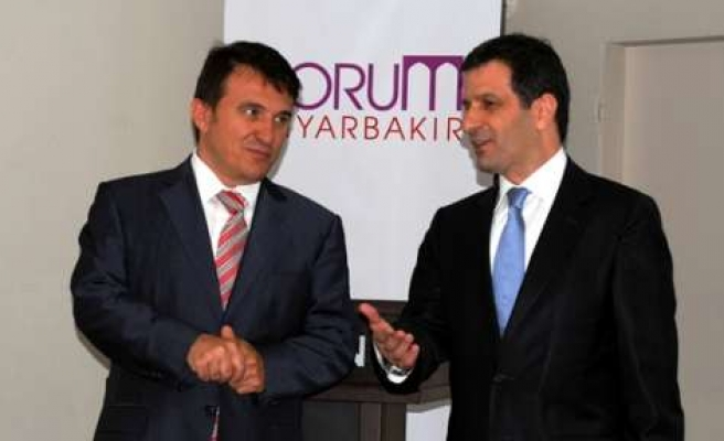 """Forum Diyarbakır"""" bin 500 kişiye iş imkanı sağlayacak"""