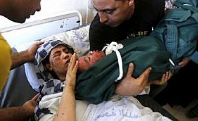 Gazzeli Anneden Dünyayı Ağlatan Fotoğraf