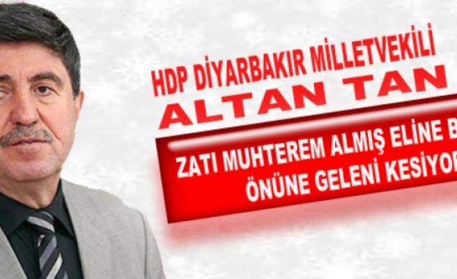 Hdp Diyarbakır Milletvekili Tan Açıklaması