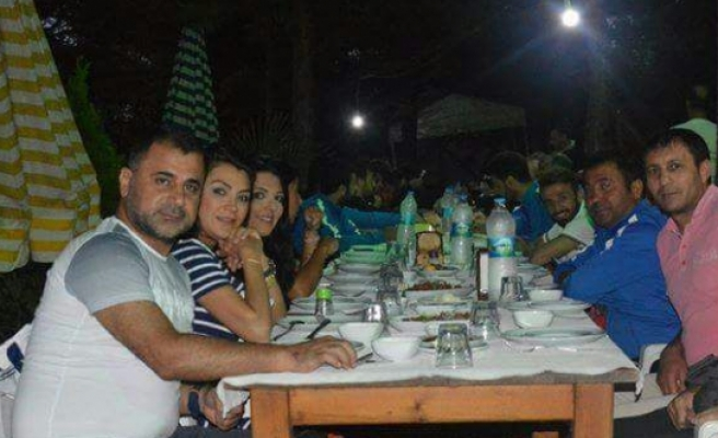 HDP İl Başkanı'ndan Amedspor'a Yemek