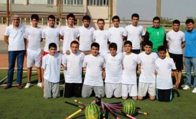 Hokey Finali Diyarbakır'da