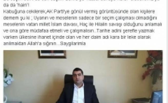 'İÇİMİZDEKİ AKP'LİLER'