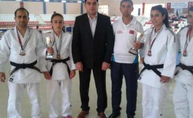 Judoculardan Büyük Başarı