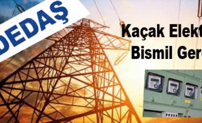 Kaçak Elektrikte Bismil Gerçeği