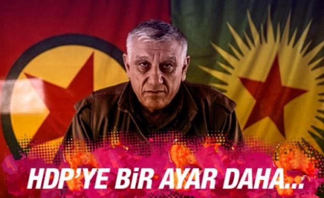 KCK'dan HDP'ye çok sert 'PKK' ayarı