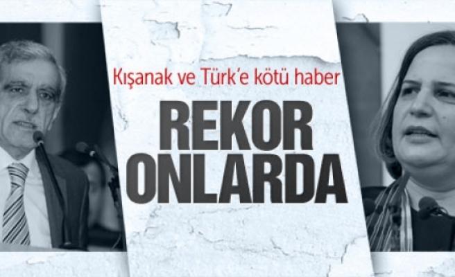 Kışanak ve Türk'e kötü haber!