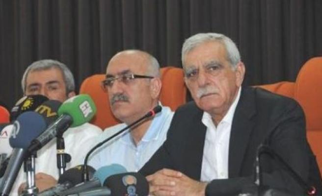 Kürtler, Diyarbakır'da Meclis Kuruyor