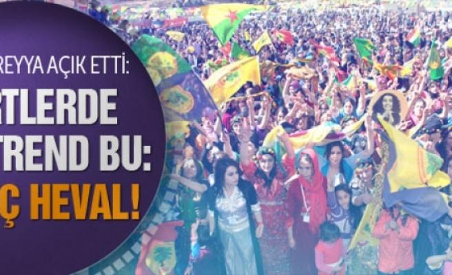 Kürtlerde yeni trend bu: Süreç Heval!