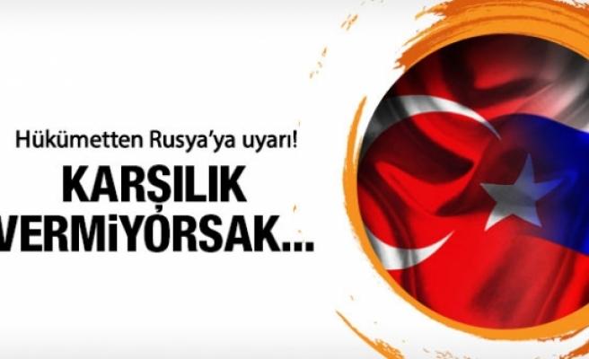 Mevlüt Çavuşoğlu: Bizim de sabrımız sınırsız değil