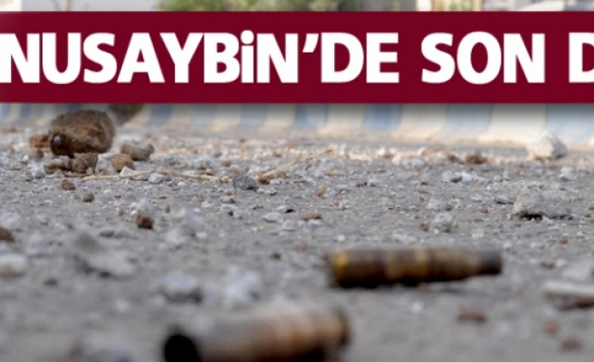 Nusaybin'deki yasak 4. gününde