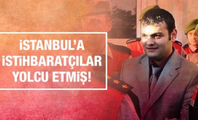 Ogün Samast'ı İstanbul'a istihbaratçılar uğurlamış!