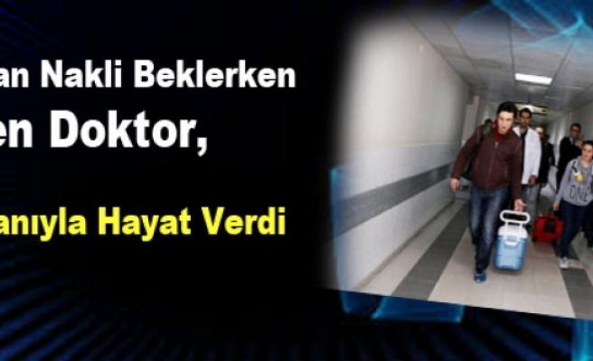 Organ Nakli Beklerken Ölen Doktor, Organıyla Hayat Verdi