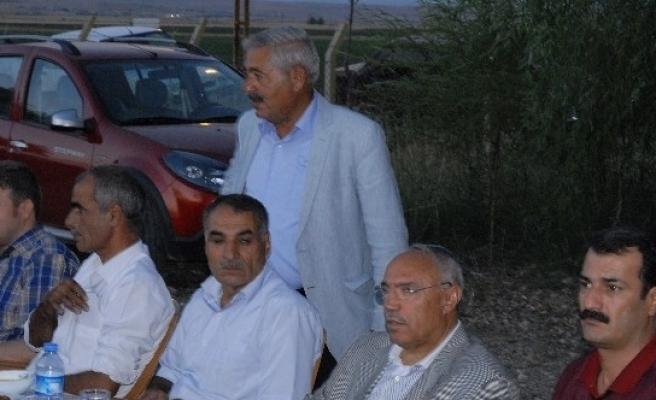 Osman Aslan'dan Erdoğan'a Destek