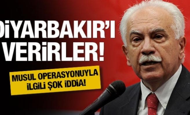 Perinçek'ten şok iddia! Türkiye Diyarbakır'ı verir