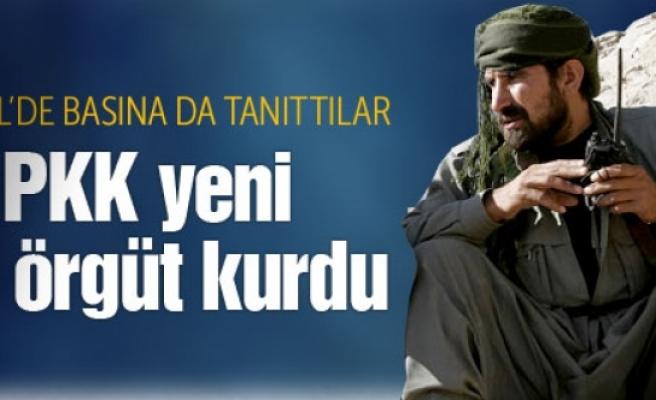 PKK İran için yeni bir örgüt kurdu: