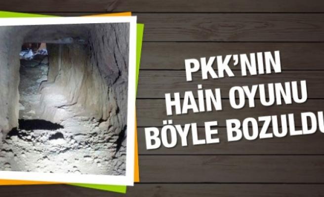 PKK'nın hain oyunu böyle bozuldu
