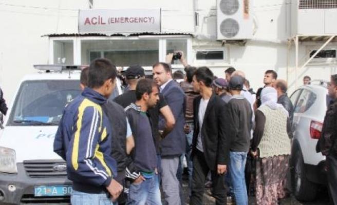 Polisin 'dur' İhtarına Uymayan Zanlı Ayağından Vurularak Yakalandı