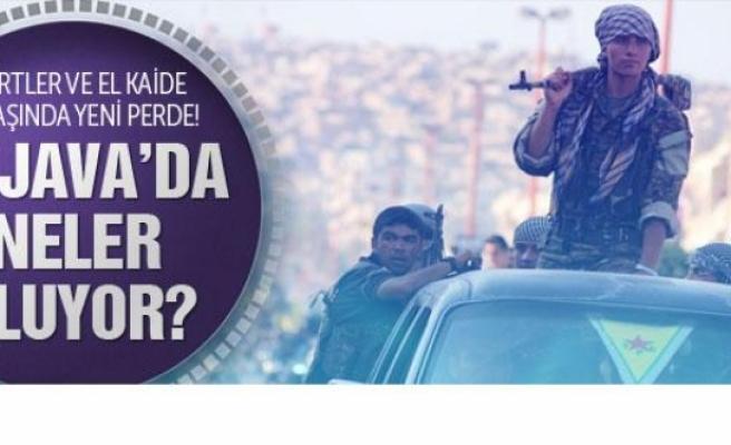 Rojava Kürtleri ve El Kaide'nin kaderi çiziliyor!