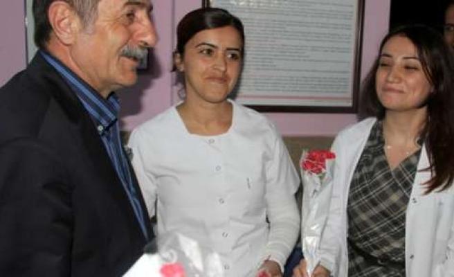 Sağlık Bakan Yardımcısı Kafkas, Diyarbakır'da