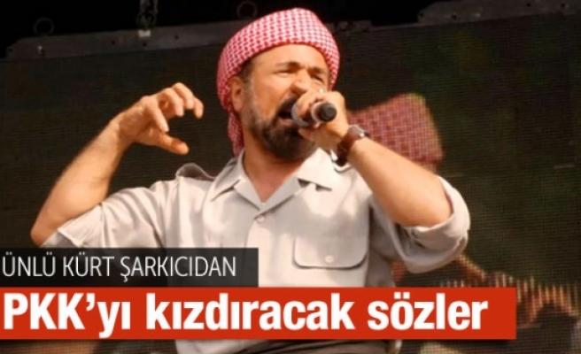 Şivan Perwer'den PKK'yı çıldırtacak açıklama!