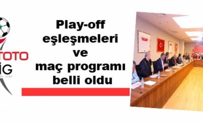 Spor Toto 3. Lig Play-off eşleşmeleri ve maç programı belli oldu