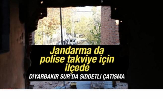 Sur'a Jandarma Girdi
