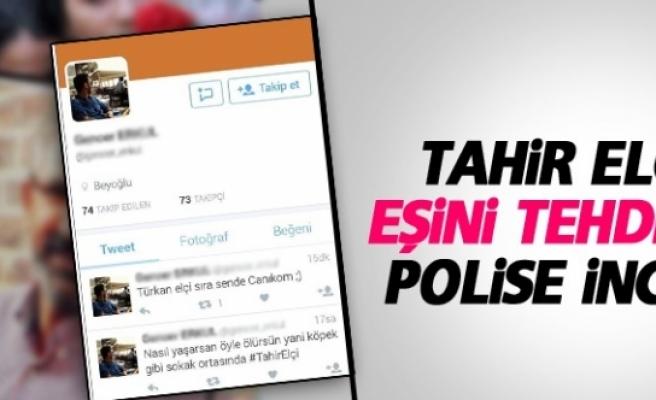 Tahir Elçi'nin Eşini Tehdit Eden Polise İnceleme