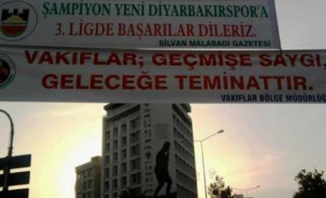 Teşekkürler Diyarbakır FK.