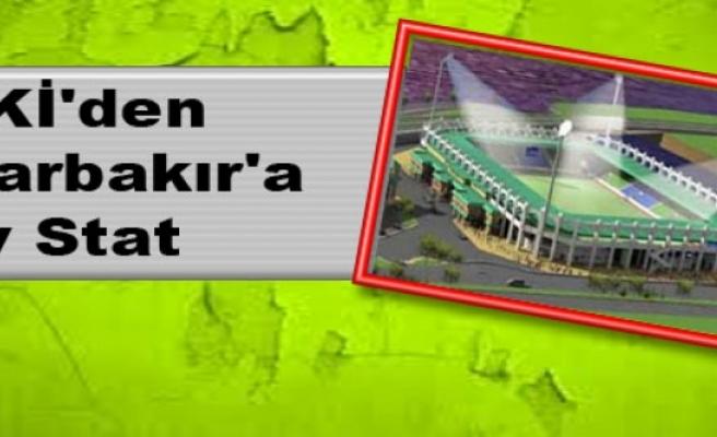 TOKİ'den Diyarbakır'a Dev Stat
