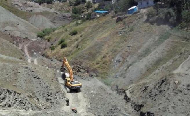 Turgut Özal Mahallesi Yeşil Alana Kavuşuyor
