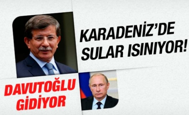 Türkiye'den Rusya'ya olay hamle Davutoğlu açıkladı