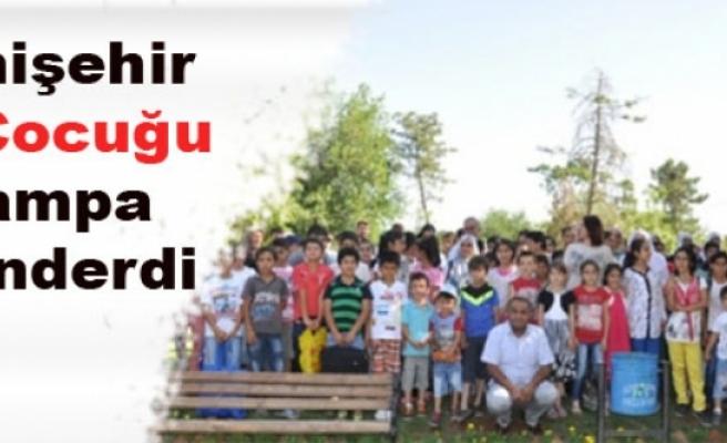 Yenişehir 84 Çocuğu Kampa Gönderdi