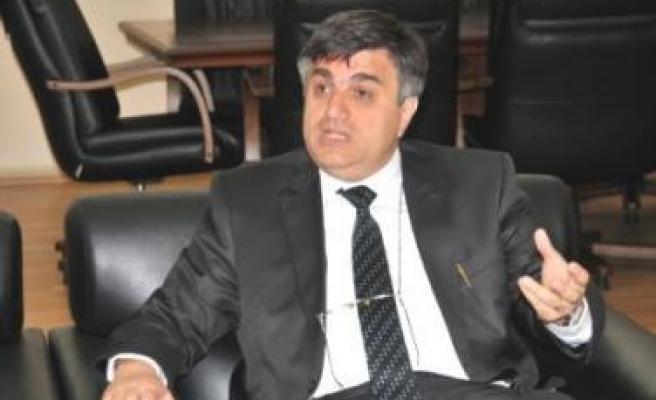 Yök Başkanı Çetinsaya Diyarbakır'da