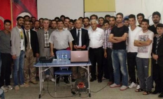 Yurtkur 'kişisel Gelişim Seminerleri' Sona Erdi