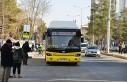 Benusen'e toplu ulaşım hizmeti başladı