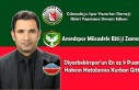 GSYD Teşekkür, Amedspor Mücadele ve Zafer, Diyarbekirspor'un...