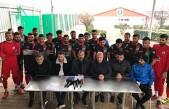 Diyarbakırspor'un Kar Altındaki Basın Toplantısına Basından Yoğun İlgi