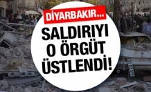 Diyarbakır saldırısını PKK'nın uzantısı TAK üstlendi!
